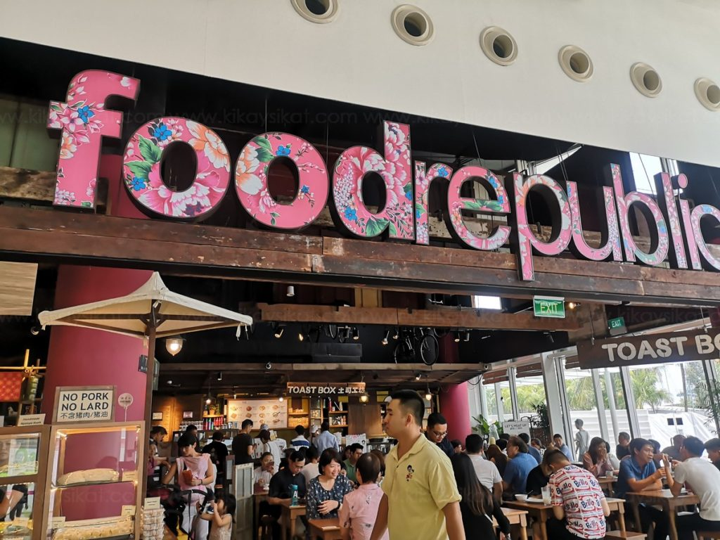 Food Republic Sentosa