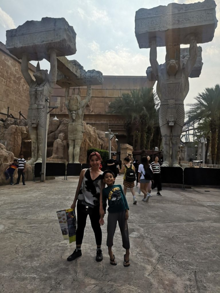Revenge of the Mummy Universal Studios Singapore