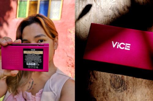 VICE Duo Finish Powder Foundation in CHESA