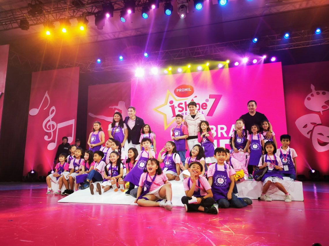 PROMIL 4 iSHINE TALENT CAMP 7 30