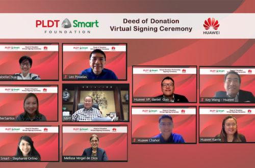 Huawei-PLDT-Smart-Foundation